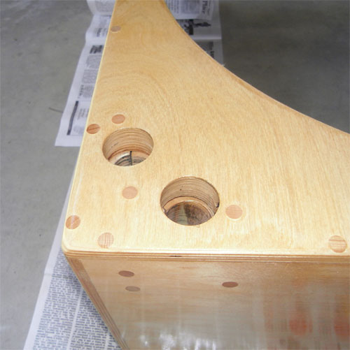 lower truss                 clamp
